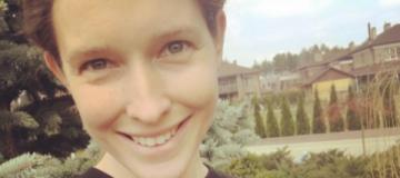 Несветская жизнь: Катя Осадчая без грима показала, какая она хозяюшка