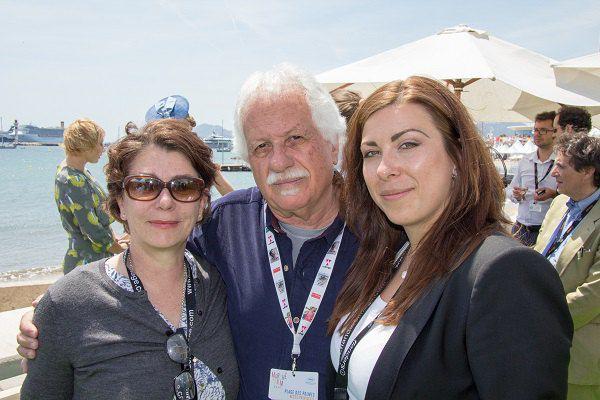 Кирстен Нихуус - исполнительный директор фонда Medienboard Berlin Brandenburg и Юлия Синькевич