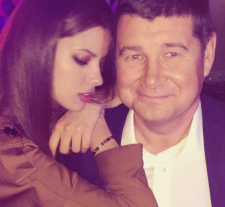 Александр Онищенко с Мелитой был в браке недолго