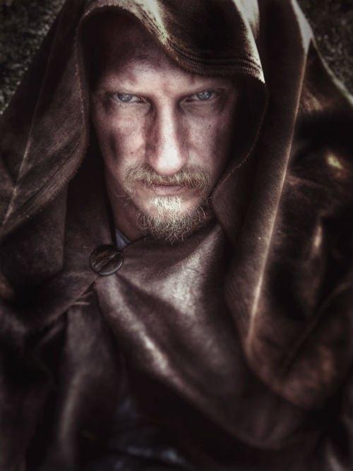 Олег Волощенко в образе