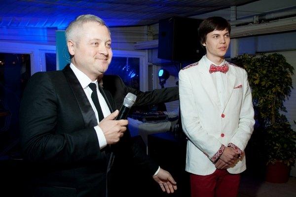Игорь Янковский и Ярослав Джусь