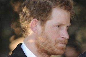 Елизавета II попросила принца Гарри побриться