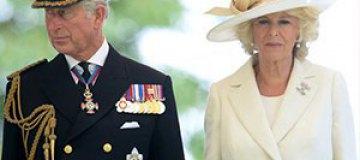 Жену принца Чарльза выгоняют из страны