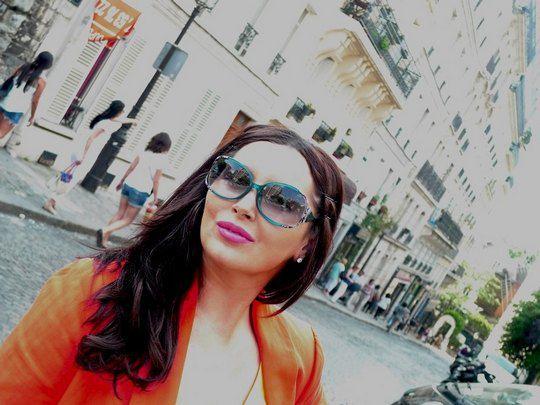 В Париж Gallina ездила за вдохновением перед октрытием собственного бутика