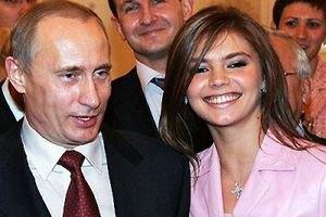 Кабаева родила Путину дочку, - СМИ