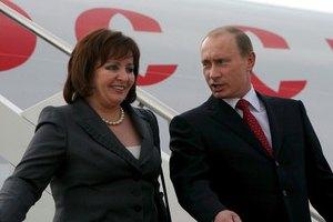 Мгновения из супружеской жизни Путиных
