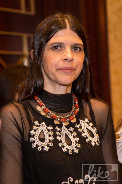 Жена Скрипки Наталья Сидь