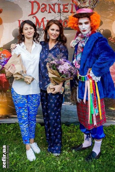 Экс-супруга Олеся Довгого Катя Горина и Бережная