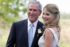 Дочь Джоржа Буша-младшего ждет второго ребенка