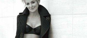 57-летняя Шэрон Стоун снялась в откровенной фотосессии