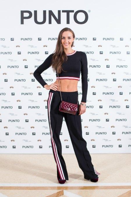 Олимпийская призерка, гимнастка Анна Ризатдинова