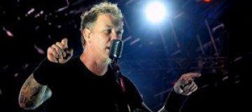 Metallica дала концерт в Антарктиде