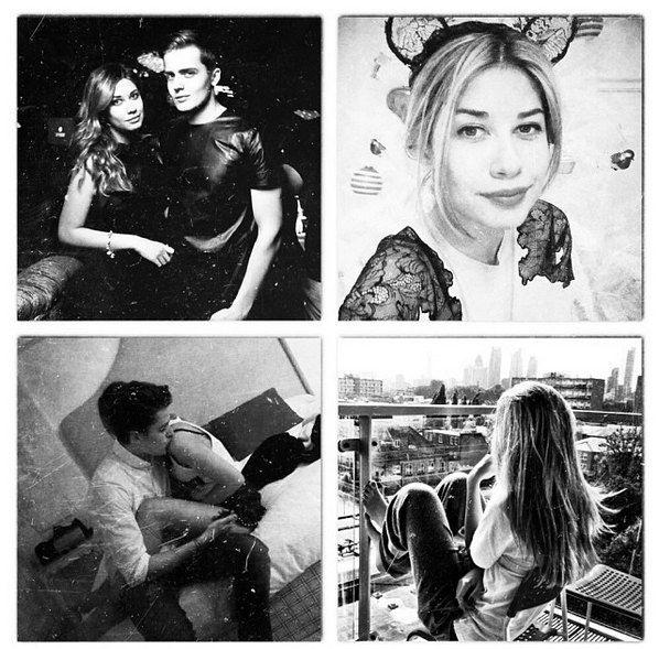 Анатолий нечасто выкладывает фото с Линой Алашрам, но не скрывает своих чувств к ней