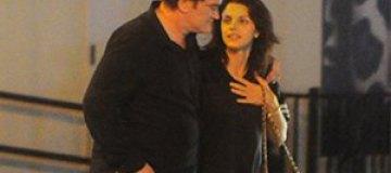 Квентина Тарантино застукали за поцелуями с молодой актрисой