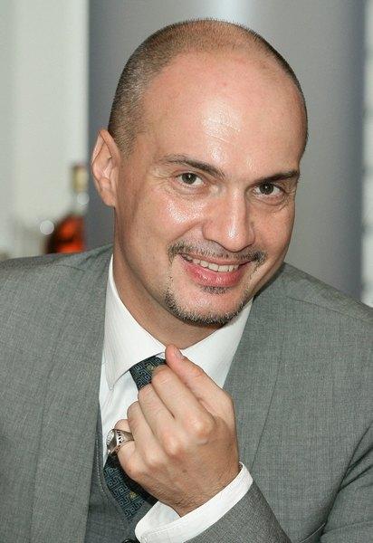 Украинский режиссер Максим Паперник