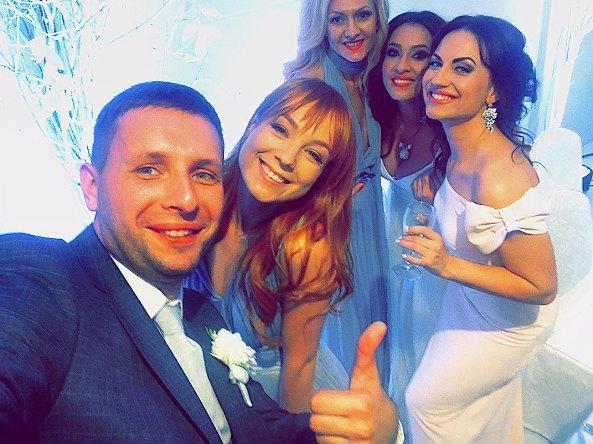Владимир Парасюк нашел и себе невесту на свадьбе?