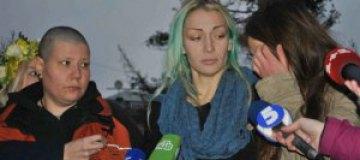 Активистки FEMEN рассказали всю правду о поездке в Беларусь