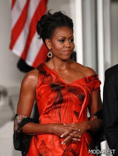 Мишель Обама не оценила шутку Роберта Де Ниро