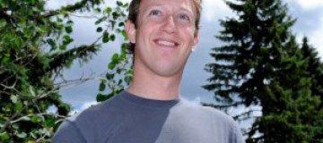 Цукерберг носит 20 одинаковых футболок
