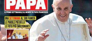 Папа Римский научился делать селфи