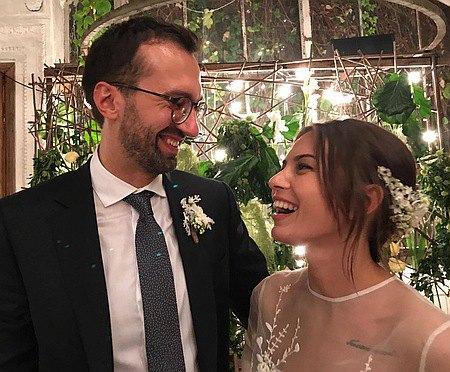 Для Лещенко это первый брак, а для его невесты - второй