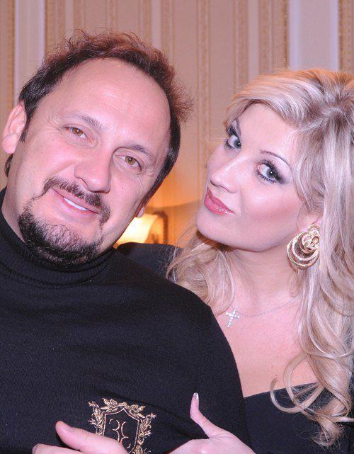 Стас Михайлов с последней женой - Инной