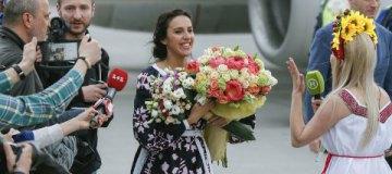 Джамала о победе на Евровидении: Украина на 100% это заслужила