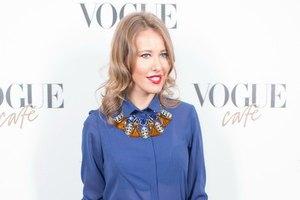 Vogue Cafe: Дита фон Тиз, Собчак, Цекало с Галушкой и ГАИ в роли парковщиков