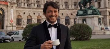 Сергей Притула стал отцом второй раз