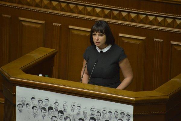 Известный волонтер Татьяна Рычкова принимала сегодня депутатскую присягу