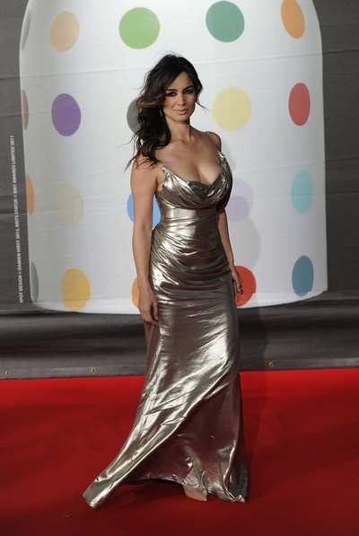 Французская актриса и модель Беренис Марло