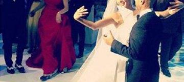 Кэти Топурия устроила шикарную свадьбу
