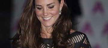 Кейт Миддлтон в тиаре блистала на королевском приеме
