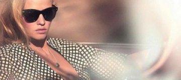 Лара Стоун в французском Vogue