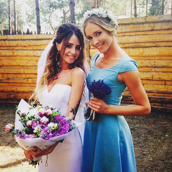 Надежда Дорофеева и Катя Осадчая