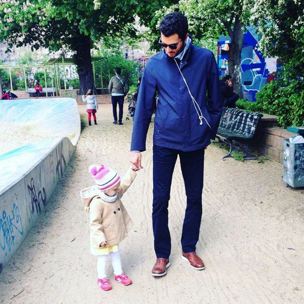 Алп Озджан подружился с дочкой возлюбленной