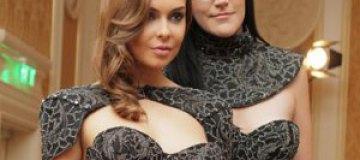 Самое дорогое платье в мире за $5,5 млн зачем-то показали украинцам