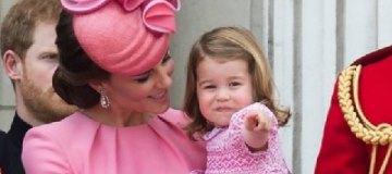 Кейт Миддлтон рассекретила домашнее прозвище принцессы Шарлотты