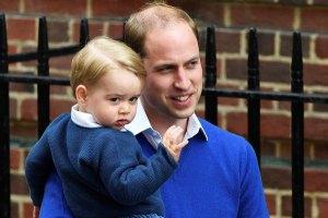 """Принц Уильям называет дочку """"радостью"""", а сына """"обезьянкой"""""""