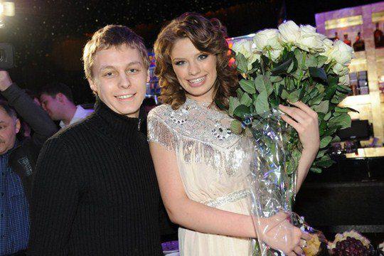 Татьяна и сын Нестора Шуфрича Александр