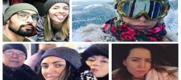 В горячих странах, на лыжах и...больничной койке. Как звезды проводят праздники