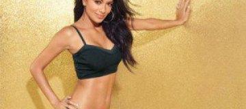 Николь Шерзингер снялась для фитнес-журнала