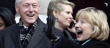 Хиллари и Билл Клинтон впервые станут бабушкой и дедушкой