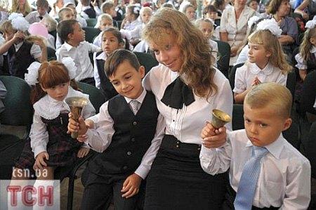 Внук Виктора Ющенко Виктор