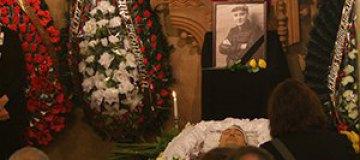 В Киеве похоронили известного актера Виталия Линецкого