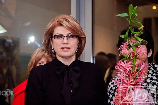 Супруга Анатолия Кинаха Марина