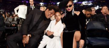 """Дочь Бейонсе и Jay-Z надела костюм от украинского дизайнера на церемонию """"Grammy"""""""