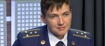 Надежда Савченко призналась, что не собирается заводить детей