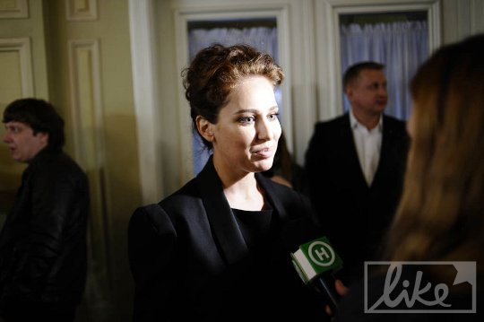 Народный депутат Украины Ирина Бережная