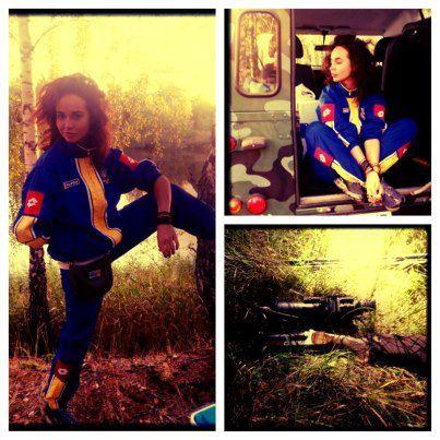 Маша Фокина похвасталась фотографиями с охоты